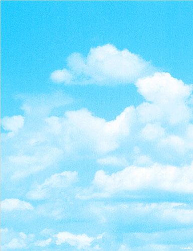 Clouds Poster Board Geographics
