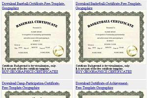 Certificate-School-diy