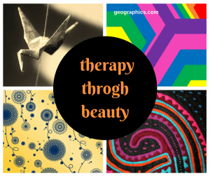 art theraphy Geographics