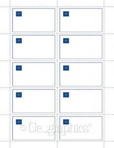 Fleur-De-Lis-Business-Cards-Geographics