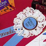diy Award for Blue Ribbon Kids geographics