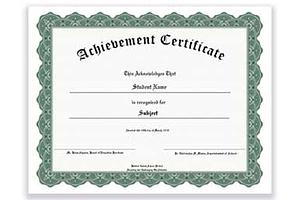 Achievement-Certificates-Geographics