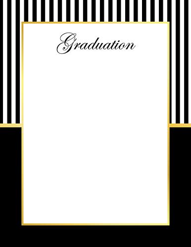 Graduation-Letterhead-Gold-Foil-Geographic