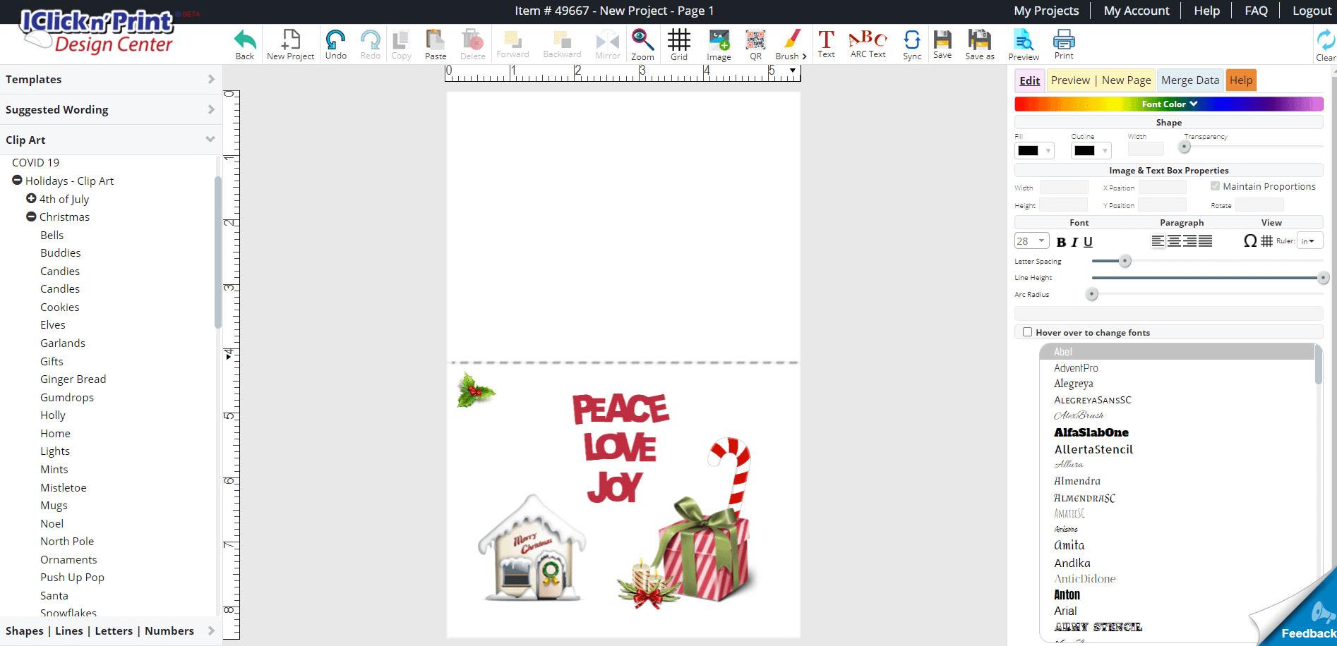 iclicknprint-Christmas-greetings-